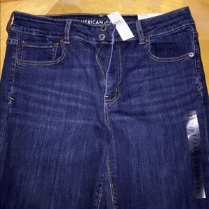 American Eagle Outfitters Jeans - American Eagle Hi Rise Artist Flare, 16 Long, NWT